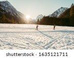Achensee Lake  Austria   Jan 25 ...