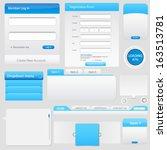 web page elements