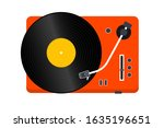 Vinyl Record Player. Player For ...