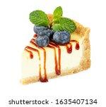 Cheesecake With Fresh...