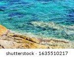Amazing Azure Sea Water And...