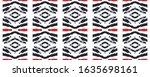 tie dye backdrop. dye faded... | Shutterstock . vector #1635698161