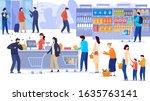 coronavirus 2019 ncov epidemic... | Shutterstock .eps vector #1635763141