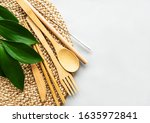 Eco Friendly Bamboo Cutlery Set ...