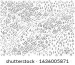Medieval City  Fantasy Area Map ...