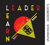 Leader Learn Cool Ease Red...