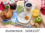 breakfast | Shutterstock . vector #16361137