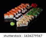 philadelphia california set...   Shutterstock . vector #1636279567