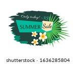 Summer Sale Discount Banner...