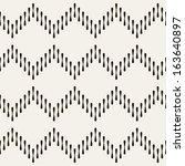 Vector Seamless Pattern. Moder...