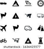 sport vector icon set such as ...   Shutterstock .eps vector #1636425577