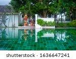 beautiful view of green...   Shutterstock . vector #1636647241