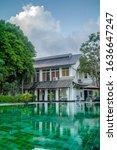 koh samui thailand  8 january...   Shutterstock . vector #1636647247