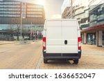 Small Cargo Delivery Van...