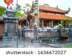 a street in the city of sun...   Shutterstock . vector #1636672027