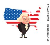 President George Washington...