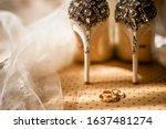 Wedding Details. Luxury Bridal...