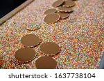 Food Photography Of Chocolate...