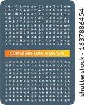 construction and estate vector...   Shutterstock .eps vector #1637886454