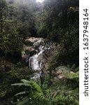 Robinson waterfall, cameron highlands, malaysia
