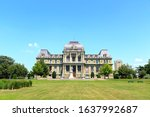 Lausanne, Switzerland. Palace of Justice. Swiss Federal Court
