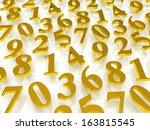 digital background.  from zero...   Shutterstock . vector #163815545