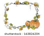 illustration of abstract... | Shutterstock .eps vector #163826204