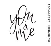 """you and me"" delicate elegant... 