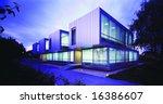 modern office building | Shutterstock . vector #16386607