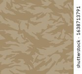 seamless camouflage pattern....   Shutterstock .eps vector #1638713791
