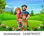 beautiful nature background...   Shutterstock . vector #1638790537