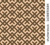 pixelated chocolate brown... | Shutterstock . vector #1638850684