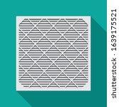 air filter icon vector flat... | Shutterstock .eps vector #1639175521
