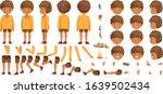boys character creation set.... | Shutterstock .eps vector #1639502434