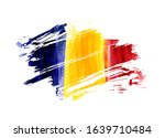 grunge abstract watercolor... | Shutterstock .eps vector #1639710484