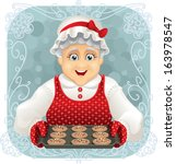Granny Baked Some Cookies  ...