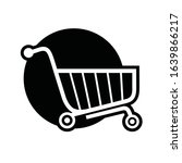 shopping cart icon for ui and...