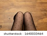 seductive female model legs in... | Shutterstock . vector #1640033464