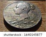 A Macro Of Queen Victoria 1897...