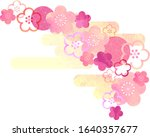 Plum Blossoms And Peach...
