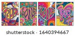 love valentine's day background ... | Shutterstock .eps vector #1640394667