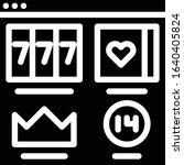 online gambling   gambling icon ...