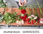 Floral Shop Concept . Florist...