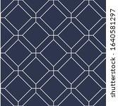 creative seamless ornamental... | Shutterstock .eps vector #1640581297