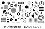 abstract and trendy modern...   Shutterstock .eps vector #1640741737