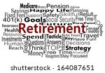 retirement and savings concept... | Shutterstock .eps vector #164087651