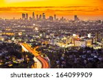 Downtown Los Angeles ...
