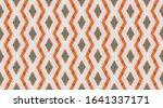 seamless pattern geometric. ... | Shutterstock .eps vector #1641337171