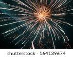fireworks | Shutterstock . vector #164139674
