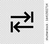 tab key icon vector flat on...